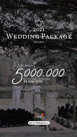 Wedding Package