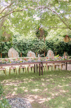 Carribean Themed Dinner Party