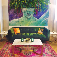Debutante Party Lounge