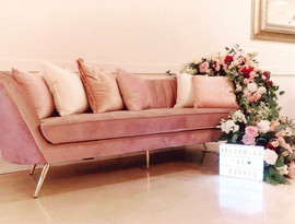 Pretty in Pink Lounge