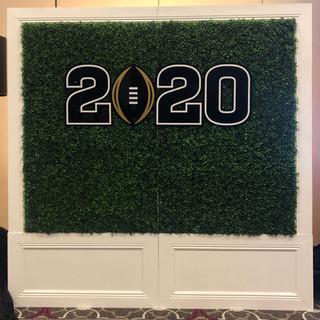 2020 NCF Sign
