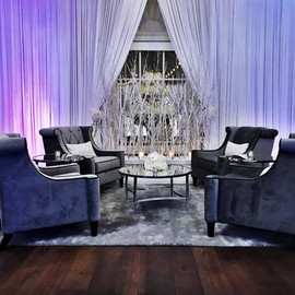 Luxe Winter Lounge
