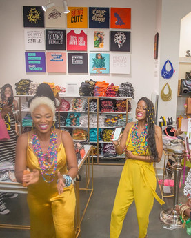 2019 Essence Fest | Izzy & Liv Brand Activation