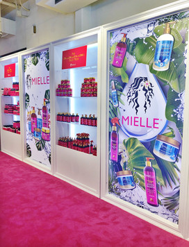 2019 Essence Fest: Mielle Brand Activation