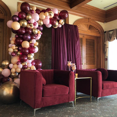 Baby Shower Lounge