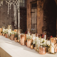 Rose Gold and Geometric Tablescape.jpg