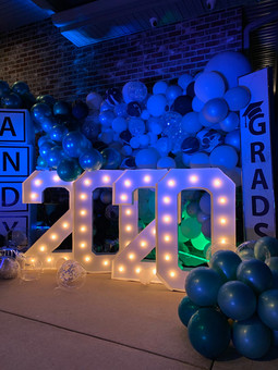 2020 Driveway Graduation