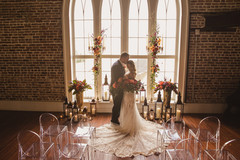 The Coordinated Bride Feature