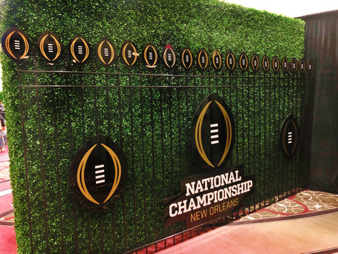 2020 National Championship VIP Event