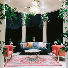 Colorful Lounge