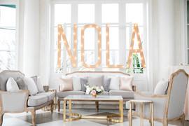 Elegant NOLA Lounge