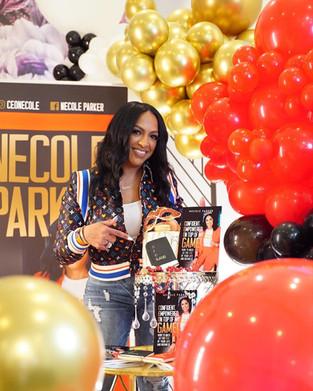 Necole Parker Book Launch
