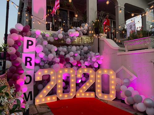 2020 Driveway Prom