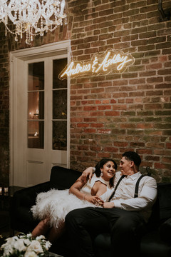 2019 NFL Wedding