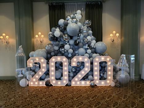 2020 Graduation Backdrop