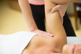 Lymphatic Massage backed up