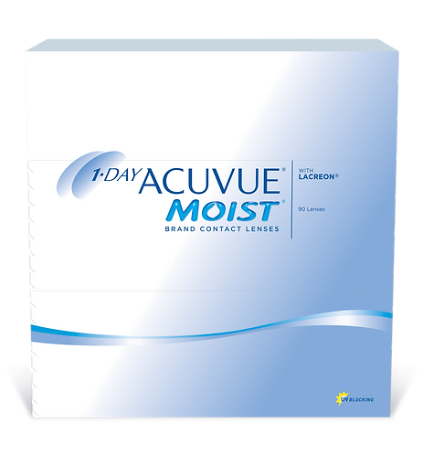 1-Day Acuvue Moist.