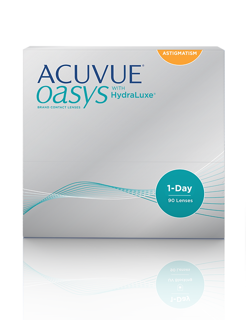 Acuvue Oasys 1-Day Astigmatism.