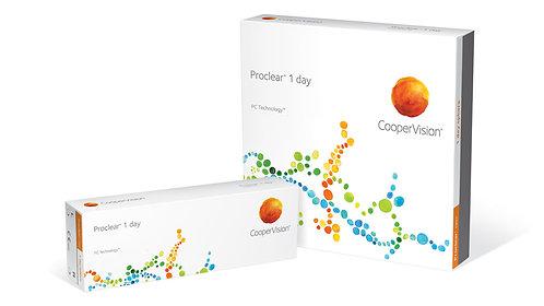 Proclear 1-Day / Mediflex Hydra 1-Day.