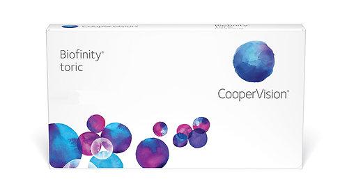 Biofinity/Mediflex Aquafinity 116 Toric