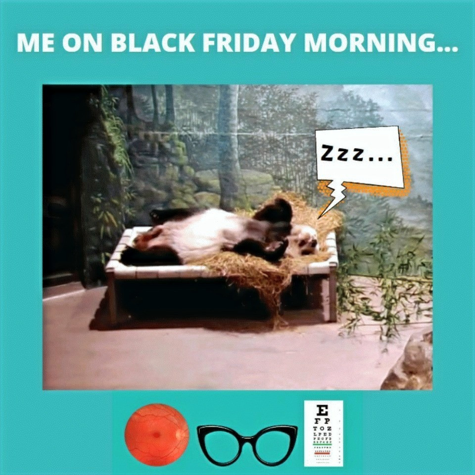black friday, black friday sale, more sleep, black friday is over-rated