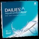 Dailies AquaComfort Plus.