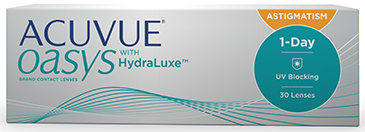 Acuvue Oasys 1-Day Astigmatism