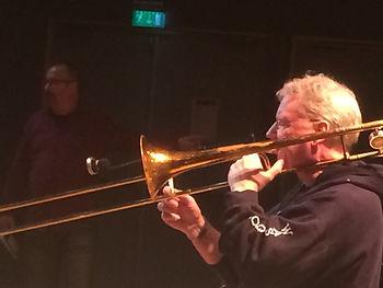 Jens Wendelboe instruktør for Hardanger Big Band