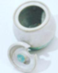 #honeypot #imadeit #pottery _maycocolors