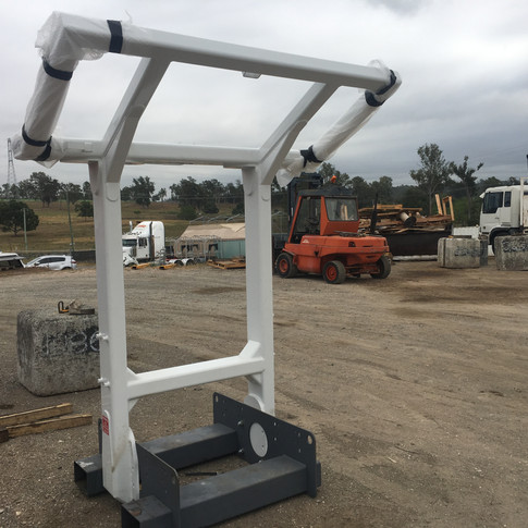 ROPS Canopy