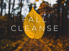 Fall Cleanse 2021