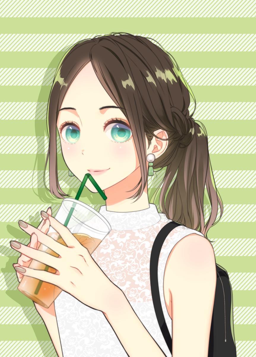カフェ女子