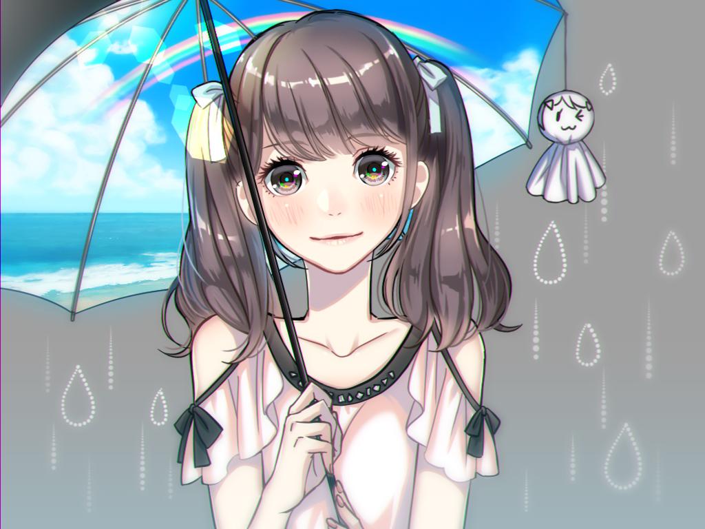 梅雨子ちゃん