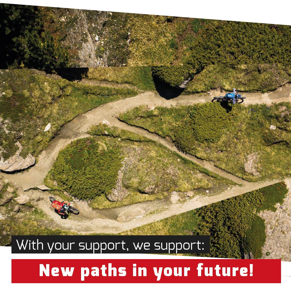 new paths in your future!