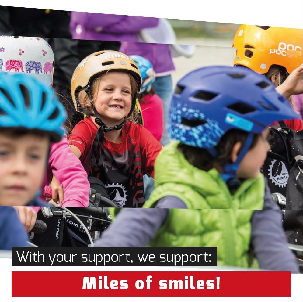 miles of smiles!