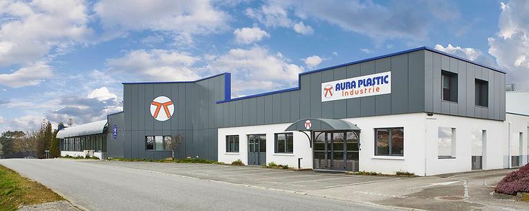 Aura Plastic Industrie, Transformation de matières plastiques