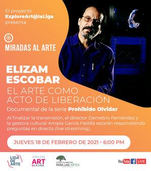 Miradas al arte - Elizam Escobar