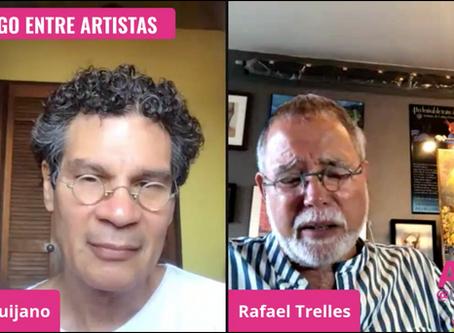 Con los Diálogos entre artistas, la Liga de Arte estrena el canal de YouTube de ExploreArt