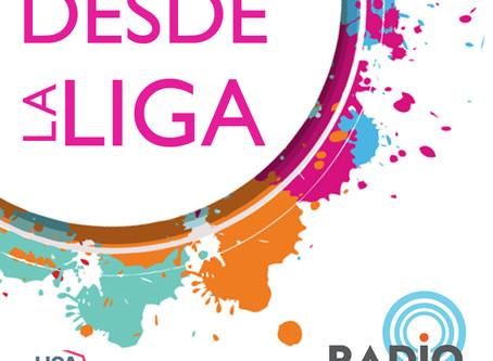"""Podcast """"Desde la Liga"""" disponible en su web"""