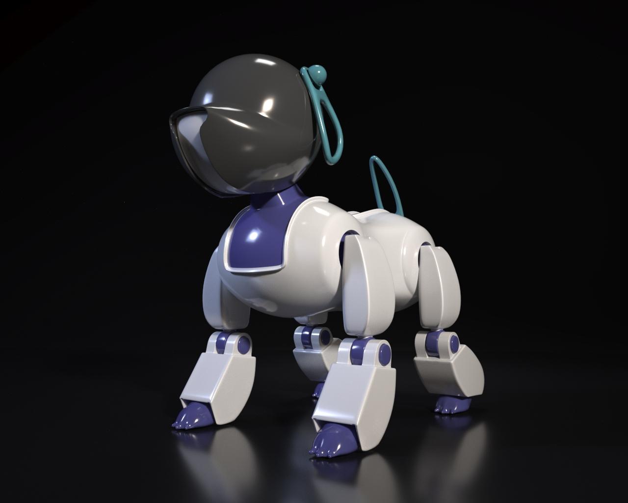 Robot GT