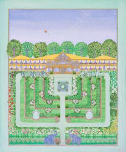 MERU- Vedic Garden. Burcu Çenberci