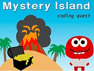 mystery island button