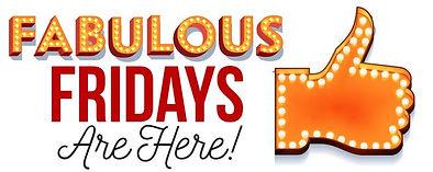 fabulous Fridays clipart