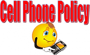 cell phone policy button