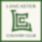 Lancaster Country Club Logo