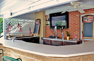 Cabana Bar, Beer, Social, outdoors, Event Center, Golf Course, Country Club, Lancaster, Ohio, 43130