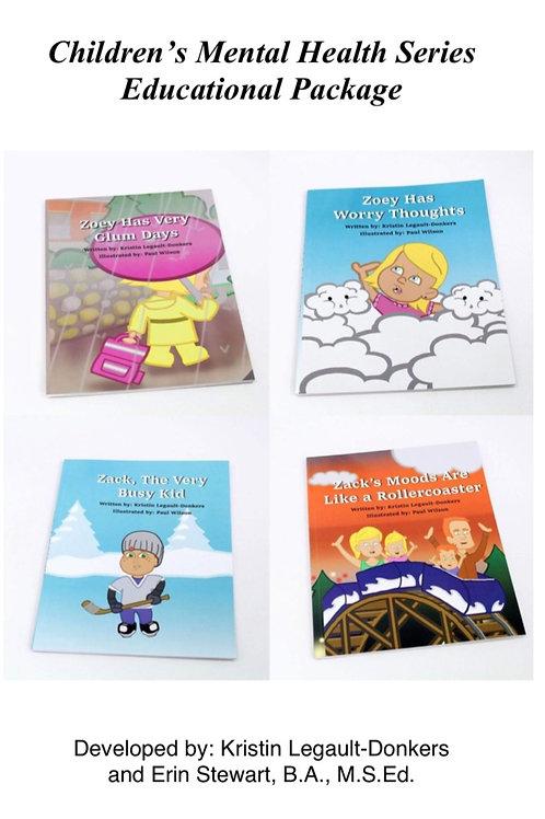 Children's Mental Health Series Educational Curriculum