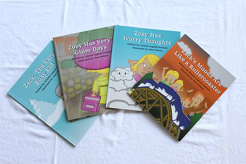 The Complete Series: Children's Mental Health Series