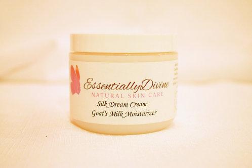 Silk Dream Cream Goat's Milk Moisturizer