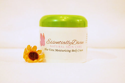 Aloe Vera Moisturizing Body Cream